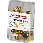 Puntine da disegno Office Depot assortito 100 pezzi