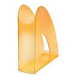 Portariviste HAN Translucido trasparente arancione plastica 7,6 (l) x 23,9 (p) x 32 (h) cm