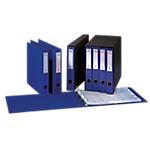 Portatabulati ACCO Storing King Mec blu cartone 30,48 (h) x 5,5 (l) cm