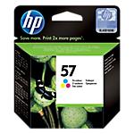 Cartuccia inchiostro HP originale 57 3 colori c6657ae
