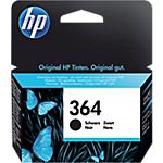 Cartuccia inchiostro HP originale 364 nero cb316ee