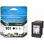 Cartuccia inchiostro HP originale 901 nero cc653ae
