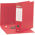 Registratore Esselte Oxford Commerciale rosso 2 anelli 80 mm 31 x 8 cm