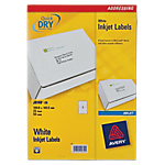 Etichette per pacchi Avery Zweckform QuickDry bianco 199,6 (l) x 143,5 (h) mm 50 etichette 25 fogli