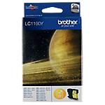 Cartuccia inchiostro Brother originale lc1100y giallo