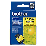 Cartuccia inchiostro Brother originale lc900y giallo