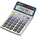 Calcolatore da tavolo Sharp EL337C batteria