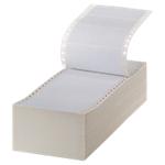 Etichette Office Depot In modulo continuo bianco 3000 etichette 3.000 fogli