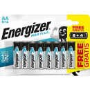 Pack Piles Energizer Max Plus - Office Depot
