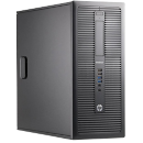 Pc reconditionné HP 800G1 i7 - Office depot
