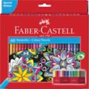 Crayon de couleur Faber-Castell - Office depot
