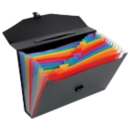 Trieurs Rainbow 8 touches - Office Depot