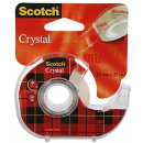 Dévidoir adhésif Scotch Crystal - Office depot