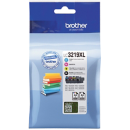 Pack 4 cartouches LC3219XLVAL - Office depot