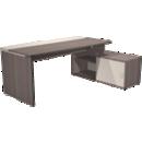 Ensemble bureau + console - Office Depot